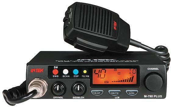 4-watt output power - delivers maximum communication range